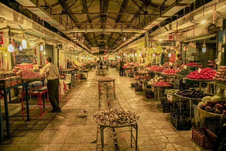 بازار های بوشهر